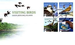Cocos (Keeling) Islands 2015 Visiting Birds - Cocos (Keeling) Islands