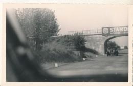 M33 - 4 Photos - Autoroute En Italie - Autostrada Italia - 1920-30 - Automobiles