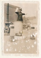 M33 - Policeman And Mersey Tunnel Construction  - LIVERPOOL UK 1934 - Places