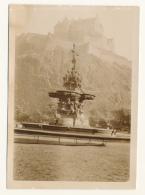 M33 - Edimburgh Castle UK 1934 - Places