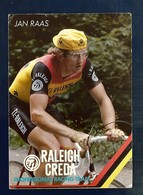 CYCLISME JAN RAAS - EQUIPE RALEIGH CREDA - Cyclisme