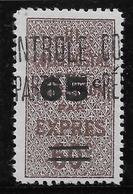 Algérie Colis Postaux N°15a - T.X.  - Neuf * Avec  Charnière - TB - Algérie (1924-1962)