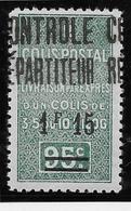 Algérie Colis Postaux N°28  - Neuf * Avec  Charnière - TB - Algérie (1924-1962)