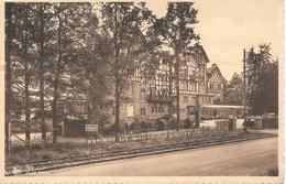 Spa Golf Hôtel, Avec Timbre De Poste 1939 - Spa