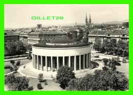 ZAGREB, CROATIE - TRG ZRTAVA FASTZMA - MLADOST - - Croatie