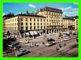 OSLO, NORWAY - MAJORSTUEN - MITTET - ANIMATED - - Norvège