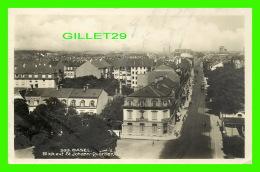 BASEL, SUISSE - BLICK AUF ST JOHANN-QUARTIER - TRAVEL - BÂLE, VUE SUR LE QUARTIER-ST. JEAN - XAVER FREY - - BS Bâle-Ville