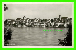 RHEINFELDEN, SUISSE - BLICK VOM RHEIN - J. GABERELL - - AG Argovie