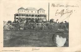 DJIBOUTI - AU CAFE DE LA PAIX - Djibouti