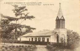 TOGO - EGLISE DE TSEVIE - Togo