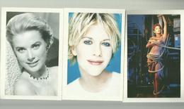 -  ** 3  X  Grace Kelly/Teri Hatcher/Meg Ryan-Pmagazine      ** -- - Femmes Célèbres