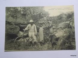 LOCOSSA-En Tournée Dans La Brousse - Dahomey