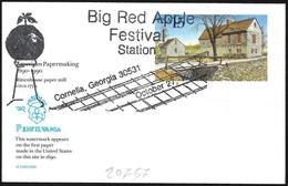 Stati Uniti/United States/États-Unis: Festival Delle Mele Rosse, Big Red Apple Festival, Festival De La Pomme Rouge - Frutta