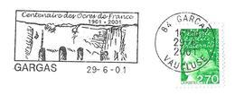 France (2001) - Gargas (84) : Centenaires Des Ocres De France / Centenary Of The Ochres Of France. Hematite, Limonite. - Otros
