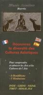 Dépliant - Musée Asiatica - Biarritz :  Découvrez La Diversité Des Cultures Asiatique - Inde, Chine, Nepal, Tibet... - Folletos Turísticos