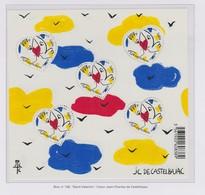 France Bloc N° 136 Saint Valentin, Coeur JC De Castelbajac - Mint/Hinged