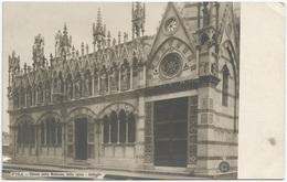 PISA - Chiesa Della Madonna Della Spina - Dettaglio FP NV - Pisa