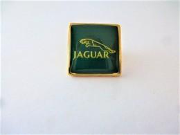 PINS AUTOMOBILES  JAGUAR LOGO / 33NAT - Jaguar