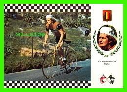 SPORTS CYCLISME - J. SCHOENMAECKER -  SERIE CICLISMO No 24 - - Cyclisme