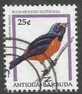 Antigua. 1995 Birds. 25c Used. SG 2068 - Antigua And Barbuda (1981-...)