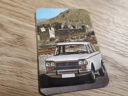 Old Pocket Calendars - Pasenger Car, Yugoslavia, Fiat 1300 - Calendars