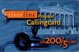 TARJETA TELEFONICA DE LUXEMBURGO. PREPAGO (009) - Luxembourg