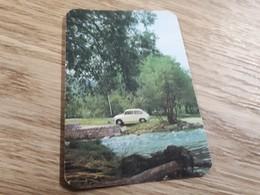 Old Pocket Calendars - Pasenger Car, Yugoslavia, Fiat 750 - Calendars