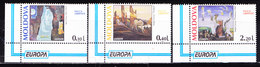 Europa 1995  Moldavia   -Serie Completa Nuova MNH** - Europa-CEPT