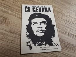 Old Pocket Calendars - Film Che Guevara - Calendars