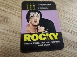 Old Pocket Calendars - Film Rocky - Calendars