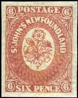 Newfoundland. Sc #20. Mint. XF. ** - Newfoundland
