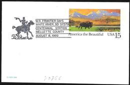 "Stati Uniti/United States/États-Unis: ""W.R. Frontier Days"" - American Indians"
