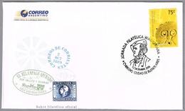 Jornadas Filatelicas WAGNERIANAS - RICHARD WAGNER. Buenos Aires 2006 - Música