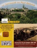 TARJETA TELEFONICA DE LUXEMBURGO. TT02 (094) - Luxembourg
