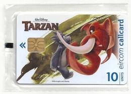 Ireland - Eircom - Tarzan - Kantor And Turk - 10Units, 11.1999, 75.000ex, NSB - Ireland