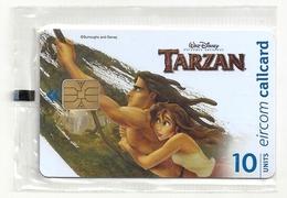Ireland - Eircom - Tarzan And Jane - 10Units, 11.1999, 75.000ex, NSB - Ireland