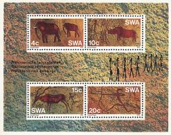 Ref. 54471 * NEW *  - SOUTH WEST AFRICA . 1976. PINTURAS RUPESTRES DE TWYFELFONTEIN. - Stamps