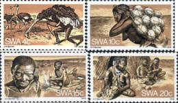 Ref. 29567 * NEW *  - SOUTH WEST AFRICA . 1978. ETNIA BOCHIMAN DE LA SELVA. - Stamps