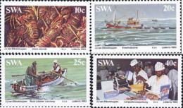 Ref. 72040 * NEW *  - SOUTH WEST AFRICA . 1983. INDUSTRIA DE LA LANGOSTA - Stamps