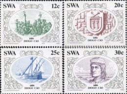 Ref. 329510 * NEW *  - SOUTH WEST AFRICA . 1986. DESCUBRIDORES - DIEGO CÄO - Stamps