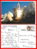 CPSM/gf  HOUSTON (Etats-Unis)  Johnson Space Center. Décollage De Colombia ...F231 - Houston