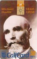 Ireland - Eircom - Michael Davitt 1846-1906 - 50Units, 12.1996, 50.000ex, Used - Ireland
