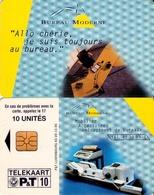 TARJETA TELEFONICA DE LUXEMBURGO. KS09 - TIRADA 7500 (076) - Luxembourg