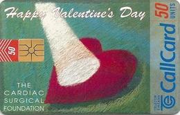 Ireland - Eircom - St. Valentines Day '97 - 50Units, 02.1997, 50.000ex, Used - Ireland