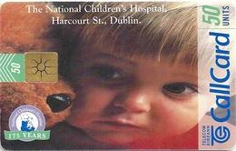 Ireland - Eircom - The National Children's Hospital - 50Units, 10.1997, 50.000ex, Used - Ireland