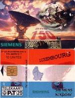 TARJETA TELEFONICA DE LUXEMBURGO. KS18  (090) - Luxembourg