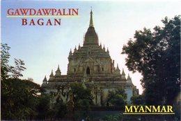 MYANMAR - GAWDAWPALIN BAGAN - Myanmar (Burma)