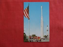 New York World's Fair 1964-65  US Space Park  Thor Delta   --ref 2922 - Exhibitions