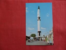New York World's Fair 1964-65  US Space Park  Titan II --ref 2922 - Exhibitions