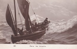 DANS LES BRISANTS - Sailing Vessels